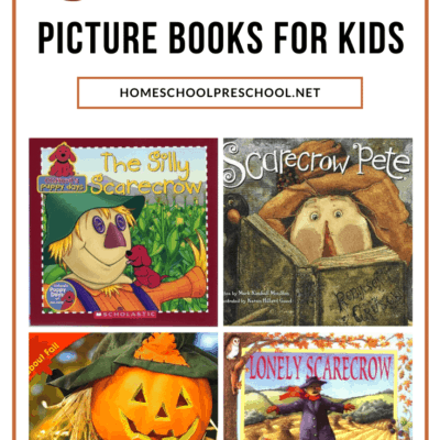 Scarecrow Books for Kids
