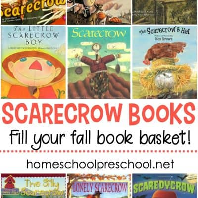 15 of Our Favorite Scarecrow Books for Kids