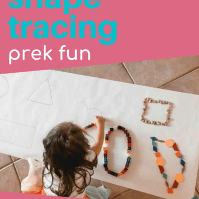 Hands-On Teaching Shapes for Kids