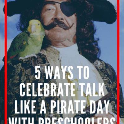 5 Talk Like a Pirate Day Activities
