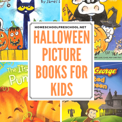 Best Kids Halloween Books