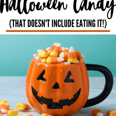 3 Ways to Use Leftover Halloween Candy