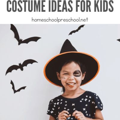 Preschool Halloween Costumes