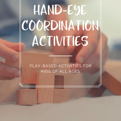 14 Amazing Hand Eye Coordination Activities