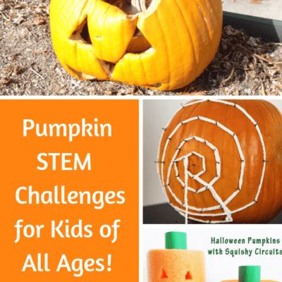 Pumpkin STEM Activities for Kids