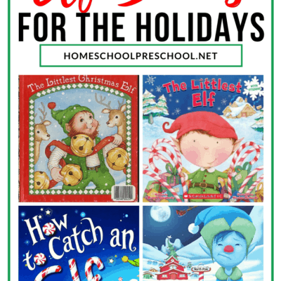9 Elf Picture Books for Christmas