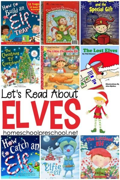 Christmas is full of stories about Santa. But what about Santa's biggest helpers, the elves? Kids will love these timeless elf preschool picture books!