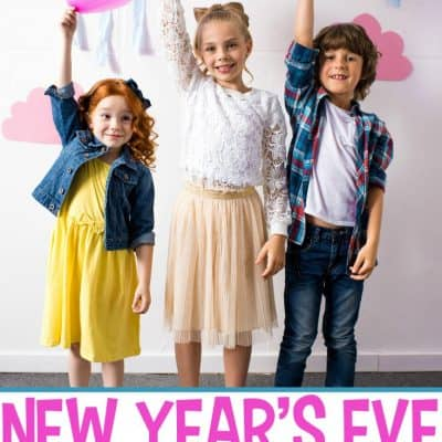 New Years Eve Traditions for Kids