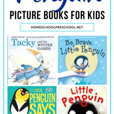 The Best Penguin Books for Preschoolers