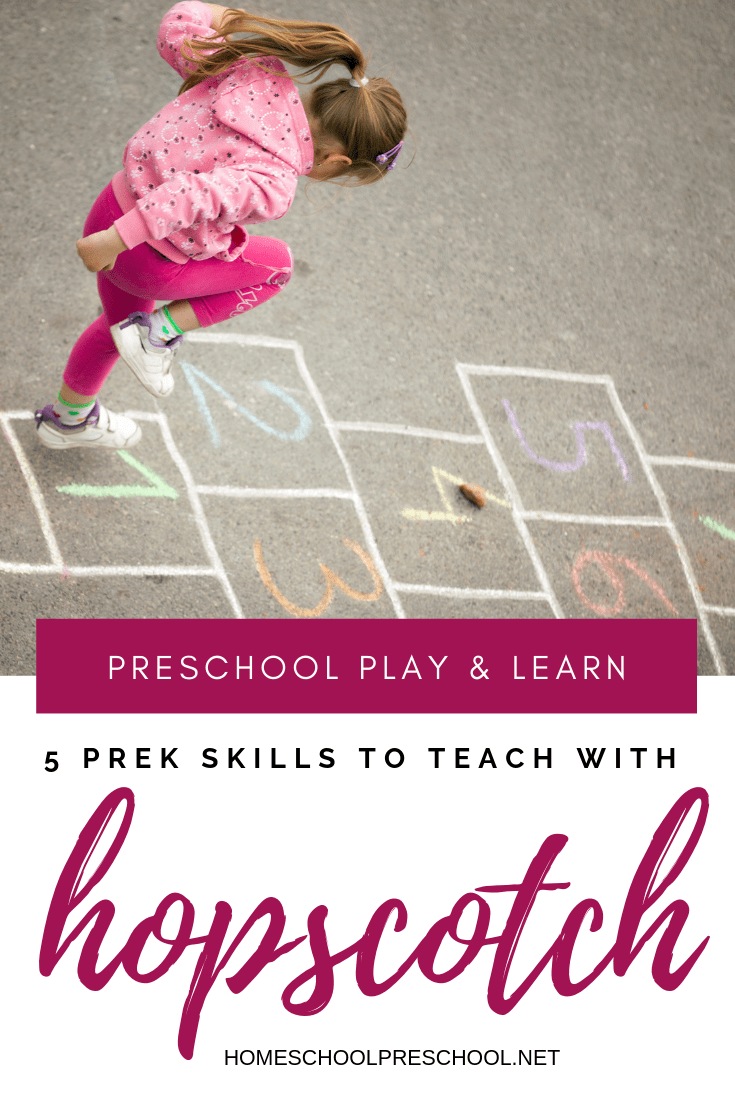 Turn hopscotch game for preschoolersinto a fun teaching session with these five tips! Your kids will love learning this way!