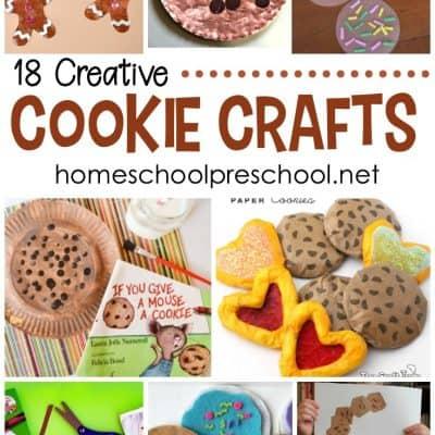 Cookie Crafts for Preschoolers