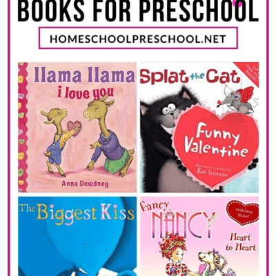 Preschool Valentine Books