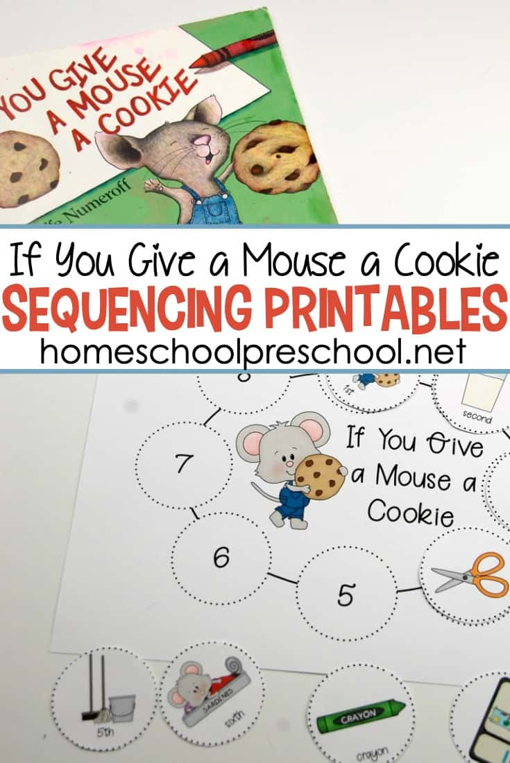 If You Give A Mouse A Cookie Coloring Pages Free - Coloring Home | 1100x735