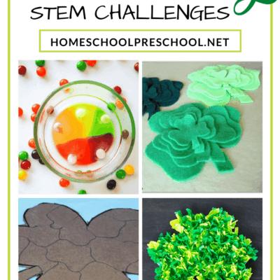 St Patrick's Day STEM Activities