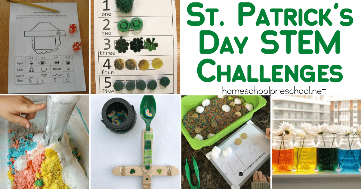 22 St Patrick S Day Stem Activities For Kids Of All Ages