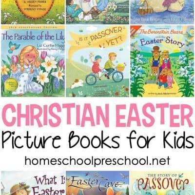 Christian Easter Books for Kids