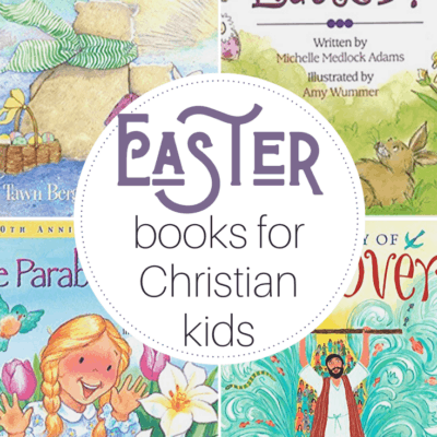 Christian Easter Books for Kids