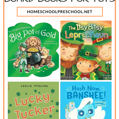 St Patrick's Day Books for Toddlers