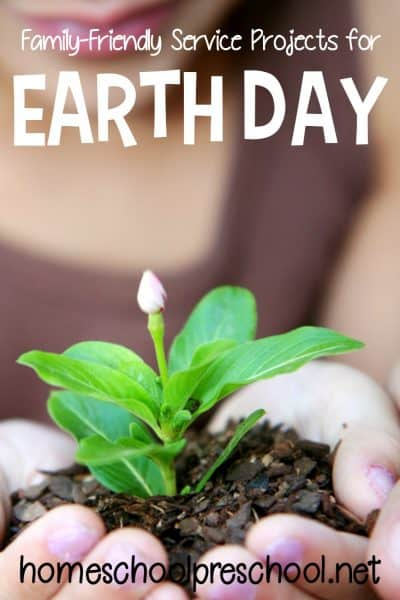 5 Earth Day Service Projects