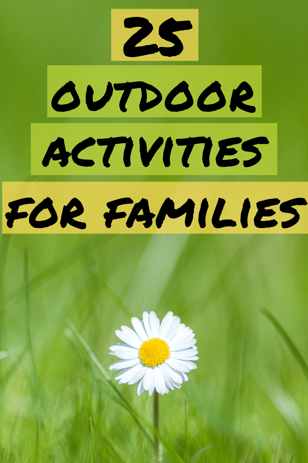 Get outdoors this spring, play, and explore nature with your preschoolers. These outdoor preschool activities are fun for the whole family!