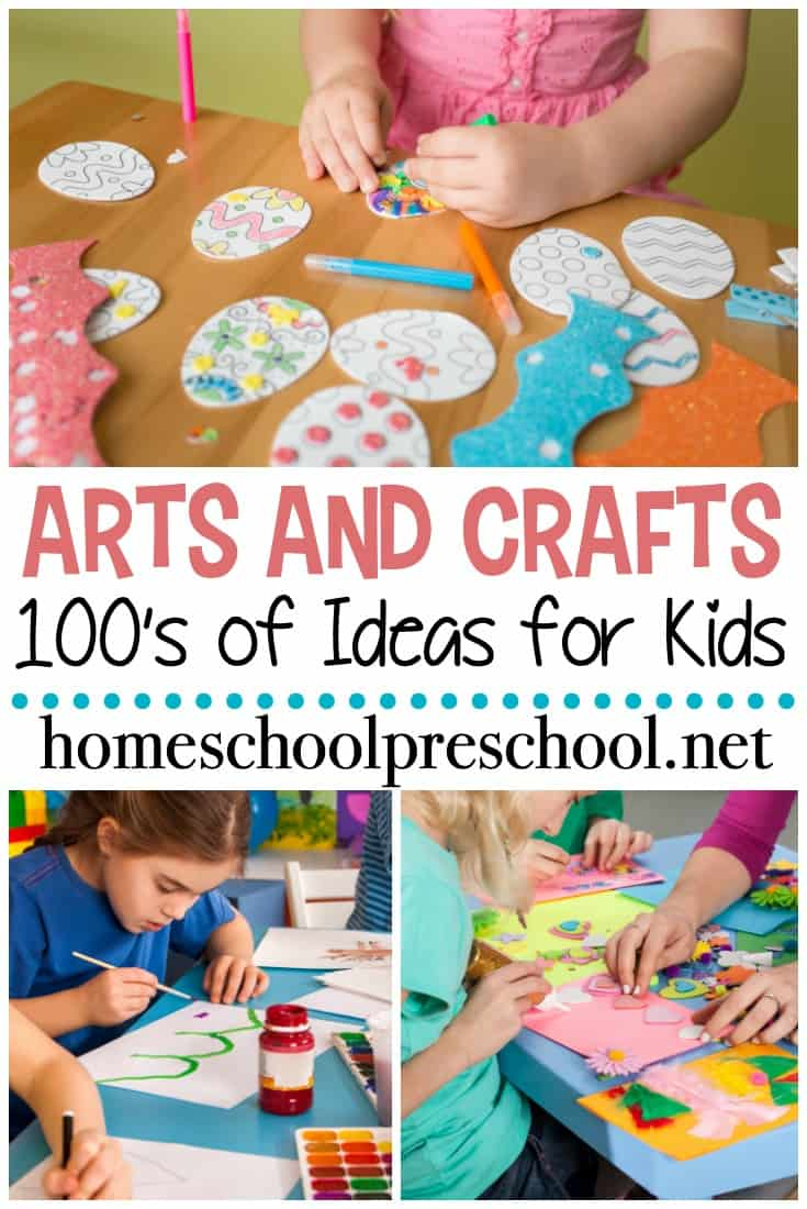 Preschool is so fun! Here is an amazing collection of the best preschool crafts and art projects for you and your little ones to try!