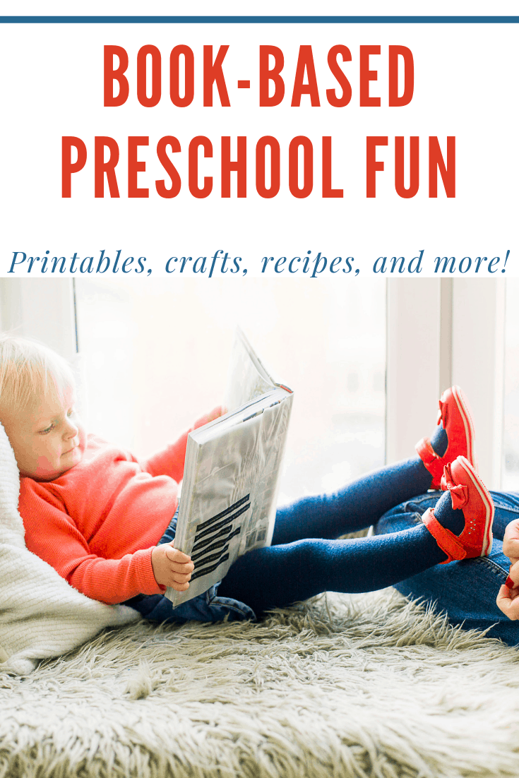 Don't miss these book activities for preschoolers. Printables, crafts, and more based on the most popular preschool books on the market.