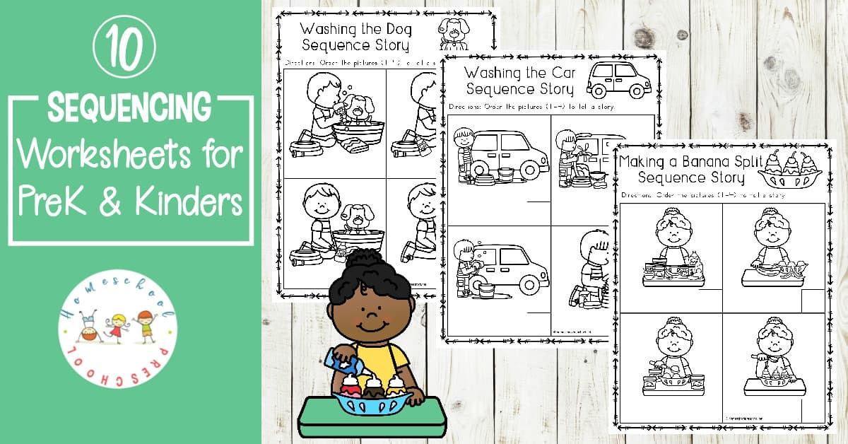 graphic relating to 4 Step Sequencing Pictures Printable named Free of charge Sequencing Worksheets for Summer season Understanding