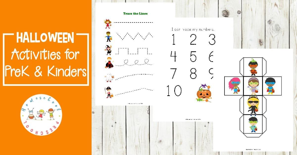 graphic relating to Halloween Printable Activities identified as Enlightening Halloween Printable Functions for Preschool