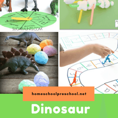 Dinosaur Learning Activities
