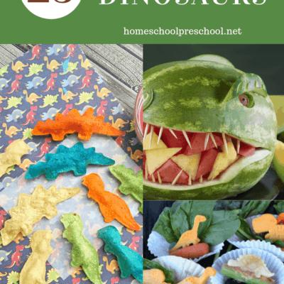 Dinosaur Snack Ideas