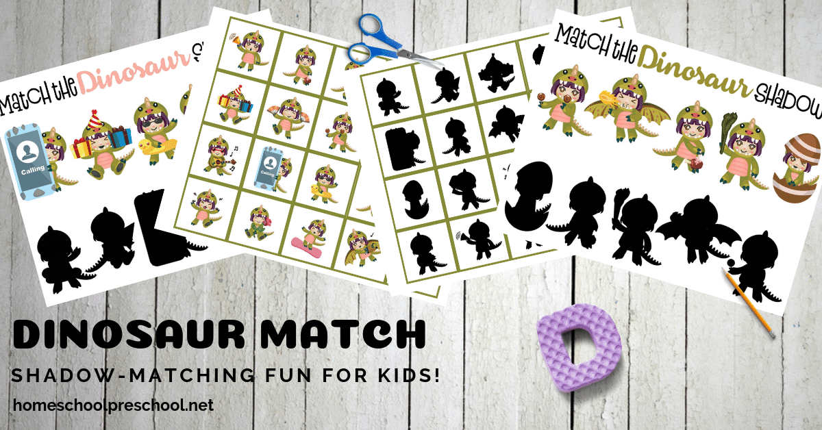 photo about Dinosaur Matching Game Printable identified as No cost Dinosaur Matching Match Printable