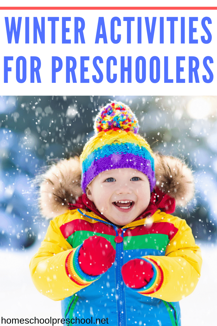 Build an awesomewinter preschool theme!Find crafts, printables, book lists, activities, and more. Come discover some really fun ideas for little ones!