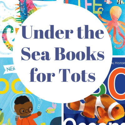 Under the Sea Books for Toddlers