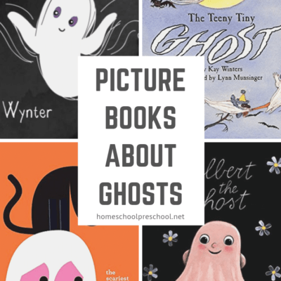Ghost Picture Books