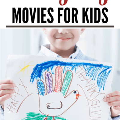 Thanksgiving Movies for Preschoolers