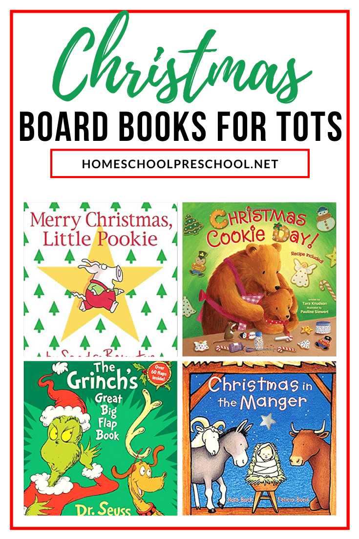 Snuggle up with your little ones, and share some of these Christmas books for toddlers. They're perfect for both toddlers and preschoolers!