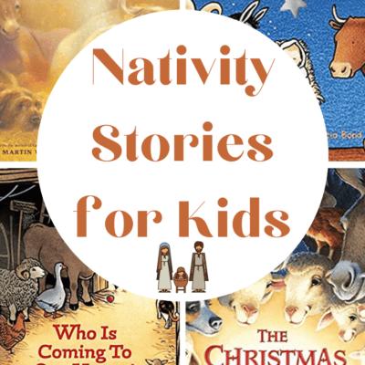 Nativity Books for Preschoolers