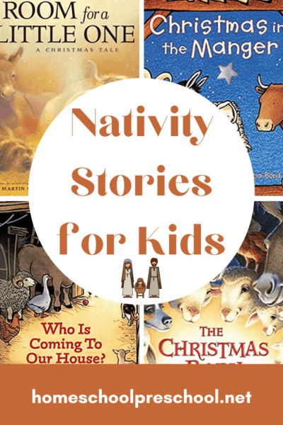 This Christmas, fill your holiday shelves with nativity books for preschoolers. They're great for focusing on the real reason for the season.