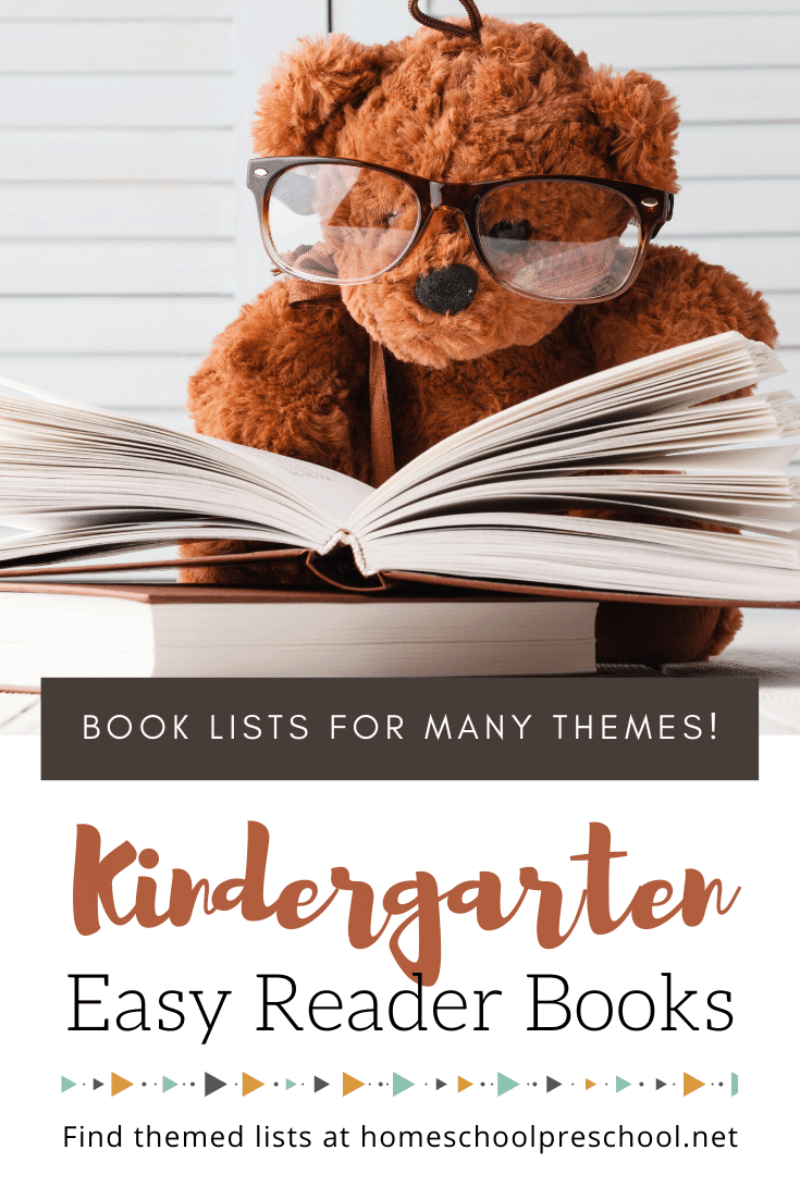 Don't miss this collection of the best books for kindergarten! Raise lifelong readers with these easy reader books on a wide variety of topics and themes!