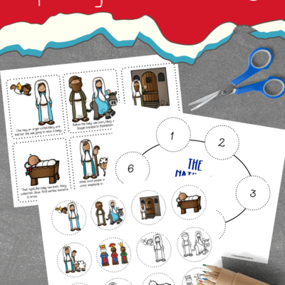 Nativity Sequencing Pictures