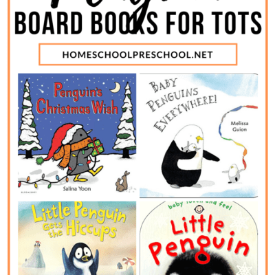 Penguin Books for Toddlers