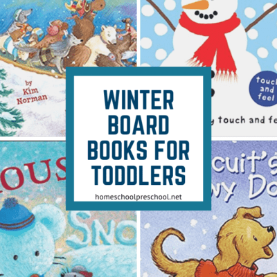 Winter Books for Toddlers