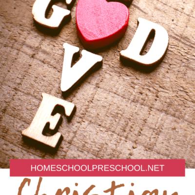 Christian Valentine Cards