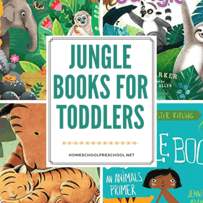 Jungle Books for Toddlers
