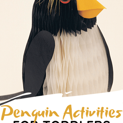 Penguin Activities for Toddlers