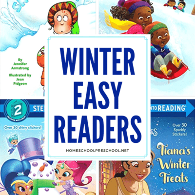 Books About Winter for Kindergarten