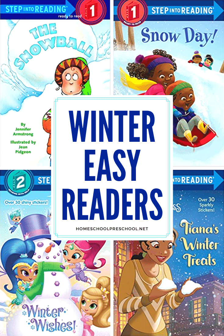 Stock your shelves with one or more of these books about winter for kindergarten. Engage your beginning readers with this collection!