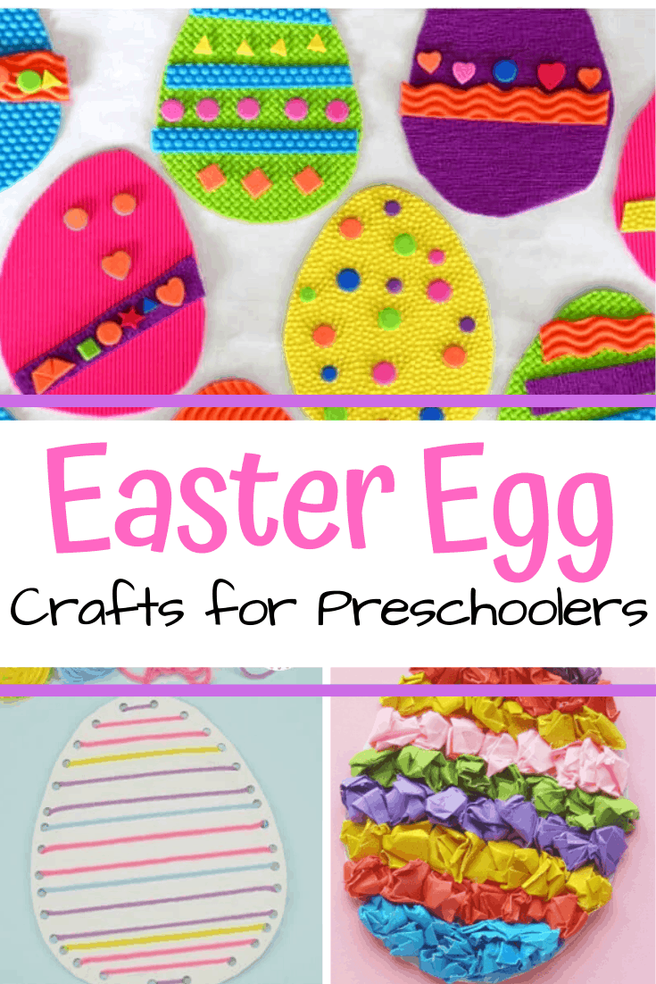 Make Easter more fun with this selection of creative Easter Egg crafts for kids. You'll find paper plate crafts, recycled crafts, and more!