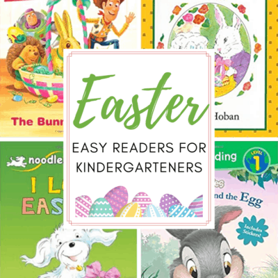 Easter Books for Kindergarten
