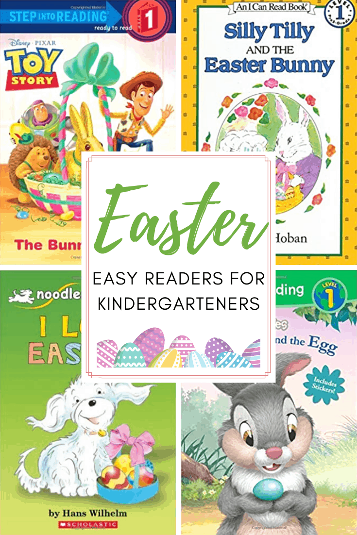 Fill your shelves with a great collection of Easter books for kindergarten. Engage your beginning readers with this awesome selection of easy readers.